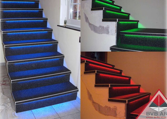 LED trap made by Tomaster design