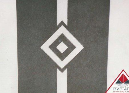 Logo Op de muur